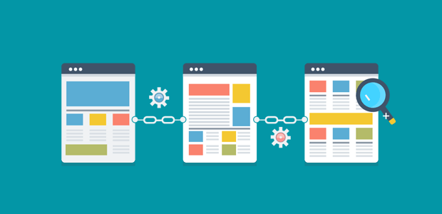 اهمیت لینک سازی در سایت
